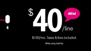 T-Mobile Unlimited Data Plan