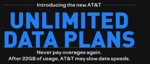 AT&T Unlimited Plus Plan