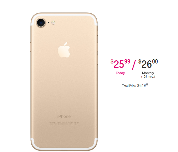 Images of iphone 7 plus with price t mobile