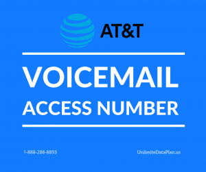 AT&T Voicemail Number