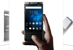 when is the new blackberry coming out