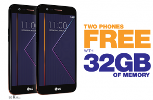 Upgrade MetroPCS Phone LG K20 Plus