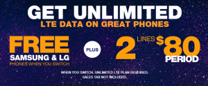 MetroPCS Deals for Switching